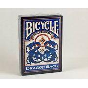 Baralho Bicycle  Dragon Back Blue M+