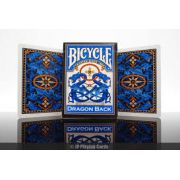 Baralho Bicycle  Dragon Back Blue