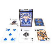 Baralho Bicycle  Dragon Back Blue B+
