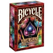 Baralho Bicycle  Fireworks R+