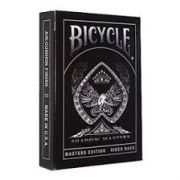 BARALHO BICYCLE MASTER EDITION SHADOW - ELLUSIONIST
