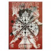 Baralho Bicycle Samurai V3 - Vermelho B+