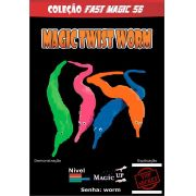 01 Magic Twist Worm Coleção Fast Magic N 56 R+