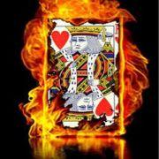 10 Cartas Carta Flash - Rei de Copa ou Rei de Ouro