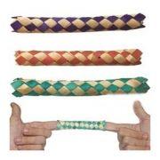 10 Chinese Finger Traps - 10 Algemas  de Dedos R+