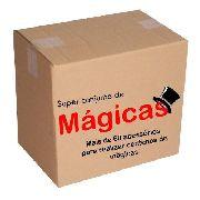Mega Kit de Mágicas Toda a Coleção Classic e Fast Magic da Magic Up e DVDs + de 60 Itens