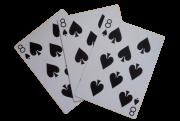 3 card monte  2.0 jumbo PVC - A Vermelhinha   Gigante