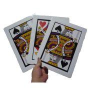 3 Cards Monte Jumbo M+