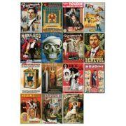 60 Posters Cartaz Mágico em Alta Definição (arquivo digital) B+