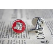ABOTOADURA REI - king Cufflinks -abotuatura