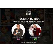 Acompanhante Congresso MAGIC IN RIO - 5 a 7 de julho de 2019