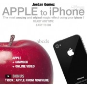 APPLE TO IPHONE BY JORDAN GOMEZ