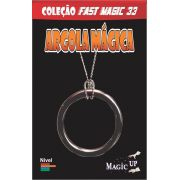 Argola Mágica - Coleção Fast Magic N 33 J+