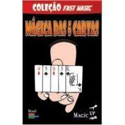 AS 5 CARTAS - COLEÇÃO FAST MAGIC Nº 22