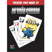 As 3 Cartas Minions - Coleção Fast Magic N 24  J+
