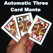 Automatic Three Card Monte