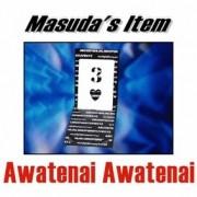 AWATENAI BY MASUDA