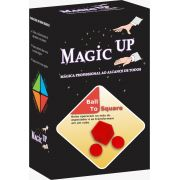 Ball to square - Magica com bola de espuma - Coleção Classic N 11 B+