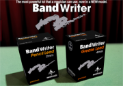 BAND WRITER GREASE LEAD 4mm - vernet