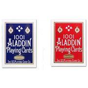 Baralho Aladdin 1001 - Azul ou Vermelho B+