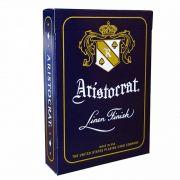 Baralho Aristocrat Azul - Linen Finish R+ d