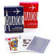 Baralho Aviator - Azul ou Vermelho R+ d