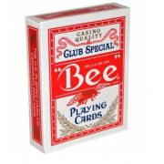 Baralho Bee standard - Azul ou Vermelho poker R+ d