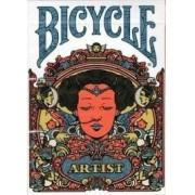 Baralho Bicycle Artist II   b+