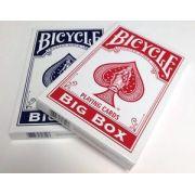 BARALHO BICYCLE BIG BOX JUMBO 11,5x17,8 cm - tamanho king size