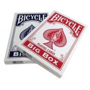 Baralho Bicycle Big Box Jumbo R+