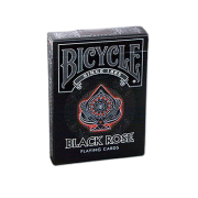 Baralho Bicycle Black Rose