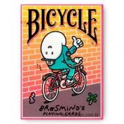 Baralho Bicycle  Brosmind´s Four Gangs