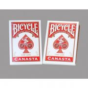 Baralho Bicycle Canasta M+