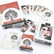 BARALHO BICYCLE - CHINESE OPERA