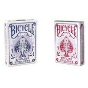 Baralho Bicycle - Cyclist Azul ou Vermelho B+