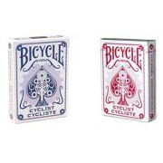 Baralho Bicycle - Cyclist Azul ou Vermelho