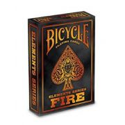 Baralho Bicycle - Elements Series Fire R+