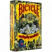 Baralho Bicycle  Everyday Zombie