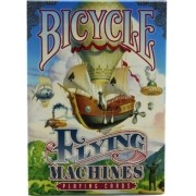 Baralho Bicycle Flying Machine B+
