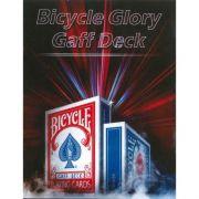 Baralho Bicycle Glory Gaff Deck vermelho B+