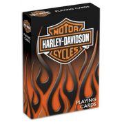 Baralho Bicycle Harley-davidson Motor Cycles b+