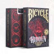 Baralho Bicycle Hidden - Premium Deck
