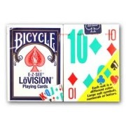 BARALHO BICYCLE LOVISION - AZUL