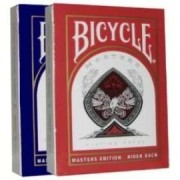 BARALHO BICYCLE MASTER EDITION RED.