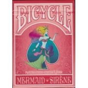 Baralho Bicycle Mermaid baralho sereia - Rosa B+ up