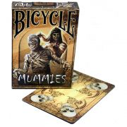 Baralho Bicycle Mummies