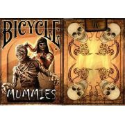 Baralho Bicycle  Mummies B+