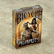 Baralho Bicycle  Mummies R+