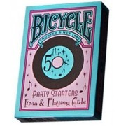 BARALHO BICYCLE PARTY STARTERS 50S
