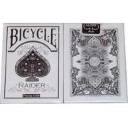 BARALHO BICYCLE RAIDER BRANCO